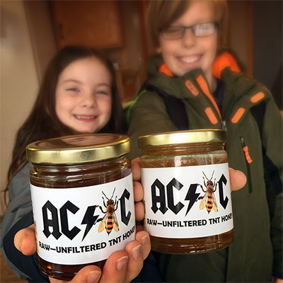 Van Straaten Kids with 9oz Jars