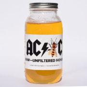 half gallon honey jar